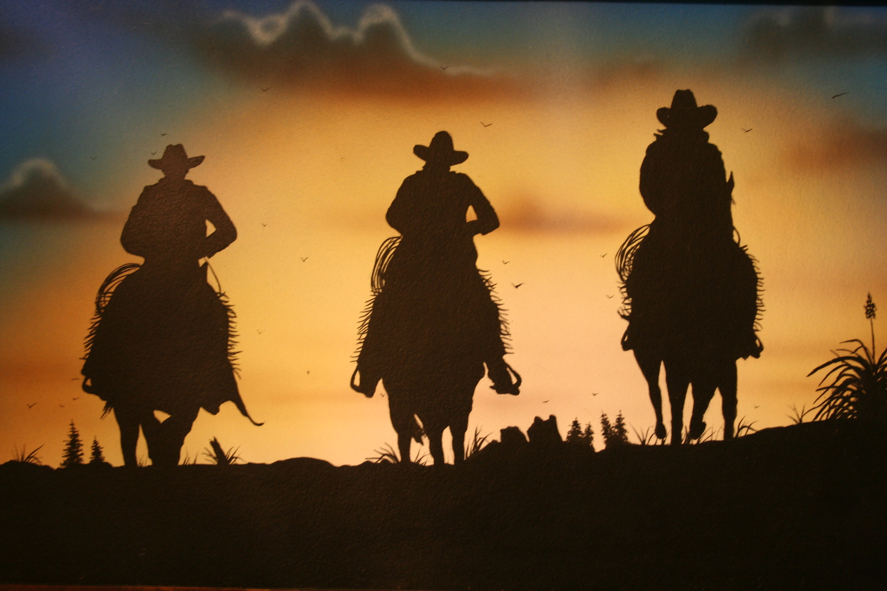 The inquisitive j quot reach for the skies quot the top 6 westerns