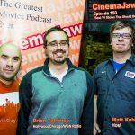 Brian Tallerico, Matt k, and Ry The Movie Guy