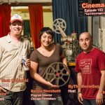 CinemaJaw with Chicago Filmmakers and Drinking & Writing Theater